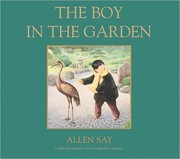Cover of: The boy in the garden