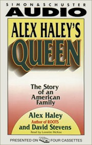 Cover of: Alex Haley's Queen Cassette