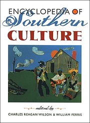 Cover of: Encyclopedia of Southern Culture