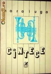 Cover of: Cîntece: poeme