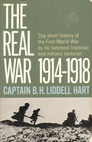 Cover of: The Real war 1914-1918