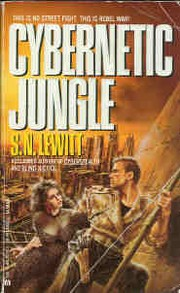 Cover of: Cybernetic Jungle | S. N. Lewitt