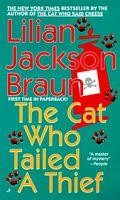 Cover of: Cat Who Tailed a Thief (Cat Who... (Audio))