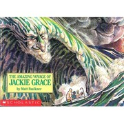 Cover of: Amazing Voyage of Jackie Grace