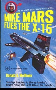 Cover of: Mike Mars flies the X-15