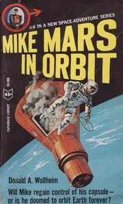 Cover of: Mike Mars in orbit