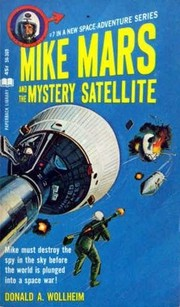 Cover of: Mike Mars and the mystery satellite
