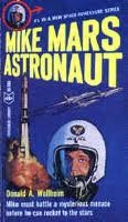 Cover of: Mike Mars, astronaut