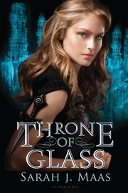 Cover of: Throne of glass