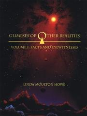 Cover of: Glimpses of Other Realities | Linda Moulton Howe