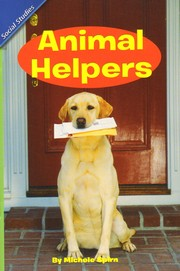 Cover of: Animal Helpers