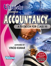 Cover of: ULTIMATE BOOK OF ACCOUNTANCY |