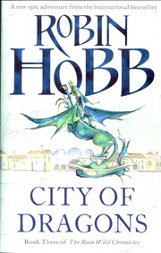 Cover of: City of dragons
