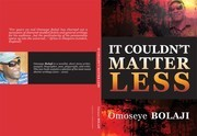 Cover of: It Couldn't Matter Less by