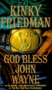 Cover of: GOD BLESS JOHN WAYNE by