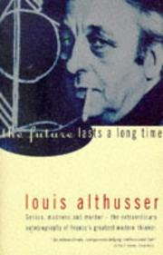 Cover of: Future Lasts a Long Time, The