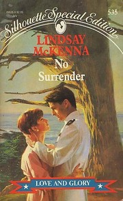 Cover of: No surrender | Philip Lindsay, Lindsay McKenna