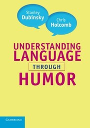 Cover of: Understanding language through humor