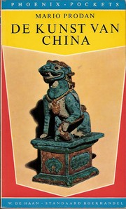 Cover of: De kunst van China | Mario Prodan