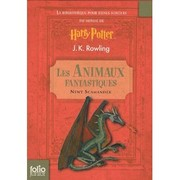 Cover of: Harry Potter's School Books: Quidditch Through the Ages / Fantastic Beasts and Where to Find Them