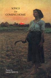 Cover of: Songs for coming home