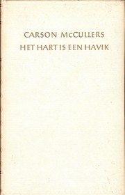 Cover of: Het hart is een havik