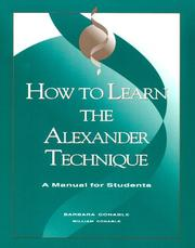 How to Learn the Alexander Technique