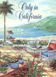 Cover of: Only in California |