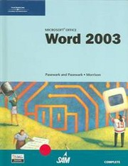 Cover of: Microsoft Office Word 2003: Complete Tutorial