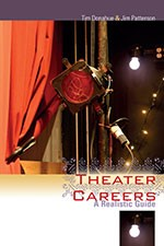 Cover of: Theater careers | Tim Donahue