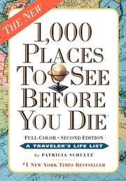 Cover of: 1,000 Places to See Before You Die |