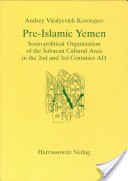 Cover of: Pre-Islamic Yemen by A. V. Korotaev