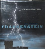 Cover of: The annotated Frankenstein