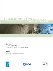 Cover of: Communicating Astronomy with the public 2005 |