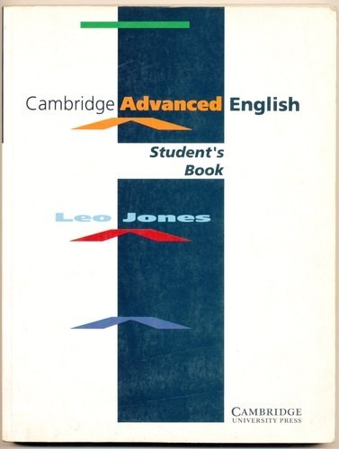 Cambridge Advanced English Student S Book Open Library