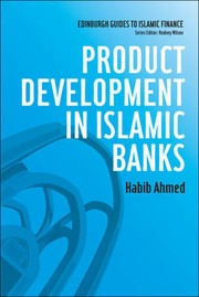 Cover of: PRODUCT DEVELOPMENT IN ISLAMIC BANKS |
