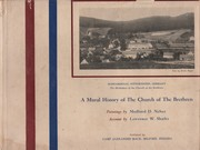 Cover of: A Mural history of the Church of the Brethren |