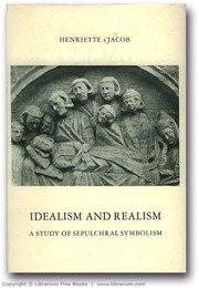 Cover of: Idealism and realism