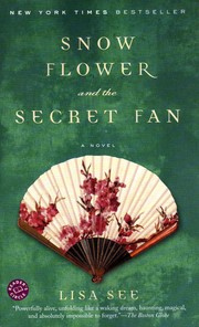 Cover of: Snow flower and the secret fan