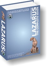 Cover of: Lazarus - the complete guide by