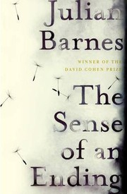 Cover of: The sense of an ending