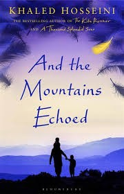 Cover of: And the mountains echoed