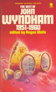 Cover of: The best of John Wyndham, 1951-1960