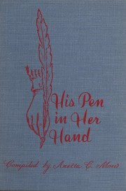 Cover of: His pen in her hand |