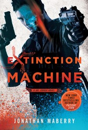 Cover of: Extinction Machine: A Joe Ledger Novel