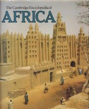 Cover of: The Cambridge encyclopedia of Africa