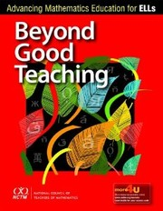 Cover of: Beyond good teaching