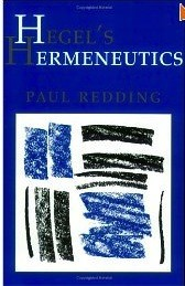 Cover of: Hegel's hermeneutics