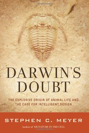 Cover of: Darwin's Doubt |