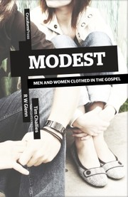 Cover of: Modest |